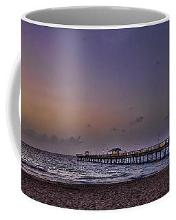 Sunrise At The Beach Coffee Mug by Anne Rodkin