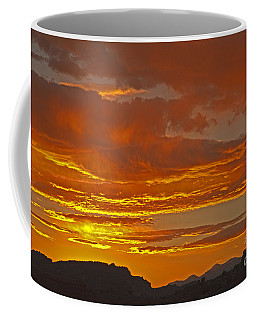Sunrise Capitol Reef National Park Coffee Mug