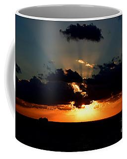 Sunset Cruise Coffee Mug by Gary Smith
