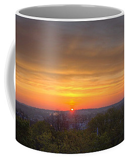 Coffee Mug featuring the photograph Sunrise by Daniel Sheldon