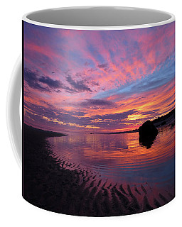 Coffee Mug featuring the photograph Sunrise Drama by Dianne Cowen