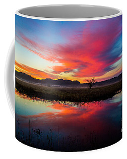 Sunrise Glory Coffee Mug