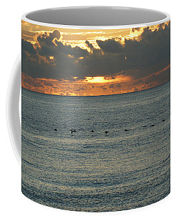Sunrise In Florida Riviera Coffee Mug
