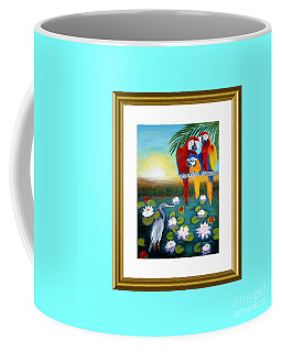 Sunrise In Paradise. Inspiration Collection Coffee Mug