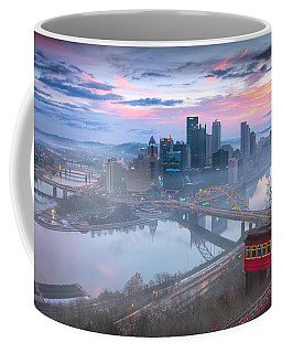Pittsburgh Fall Day Coffee Mug
