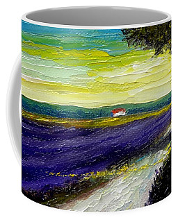 Sunrise In Provence Coffee Mug