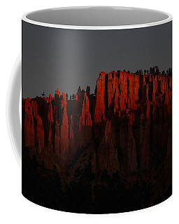 Sunrise In The Desert Coffee Mug
