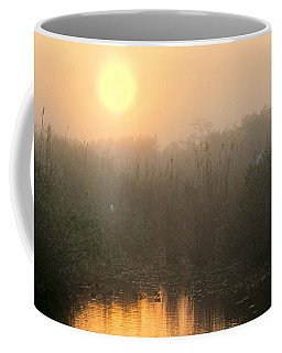 Sunrise In The Everglades Coffee Mug