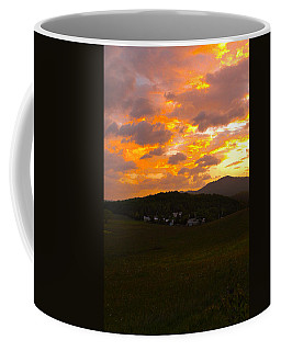 Sunrise In The Smokies Coffee Mug
