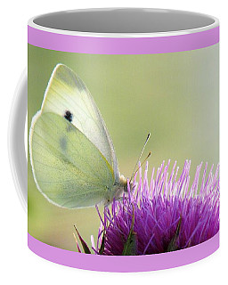 Sunrise In The Thistle Fields Coffee Mug
