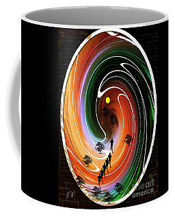 Sunrise Joggers  Coffee Mug