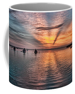 Sunrise Kayaking Coffee Mug