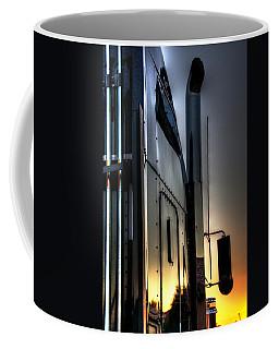 Sunrise K W 34748 Coffee Mug by Jerry Sodorff