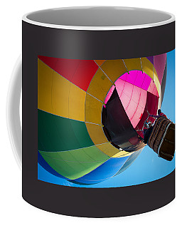 Sunrise Launch Coffee Mug by Patrice Zinck