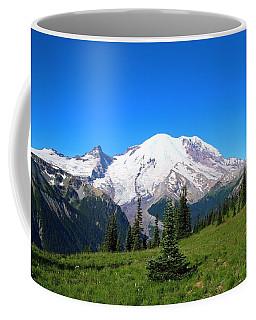 Sunrise  Coffee Mug by Lynn Hopwood