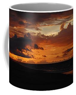 Coffee Mug featuring the photograph Sunrise  by Mim White