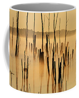 Sunrise Mist Coffee Mug