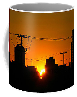 Sunrise -- My Columbia Seen Coffee Mug