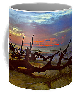 Sunrise On Bulls Island Coffee Mug