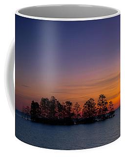 Sunrise On Lake Mattamuskeet Coffee Mug