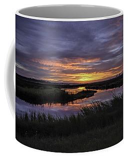 Sunrise On Lake Shelby Coffee Mug