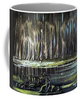 Sunrise On The Bayou Coffee Mug