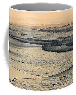 Sunrise On The Ocean Coffee Mug