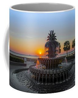 Sunrise Over Charleston Coffee Mug