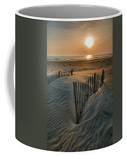 Sunrise Over Hatteras Coffee Mug