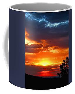 Sunrise Over Keystone Coffee Mug