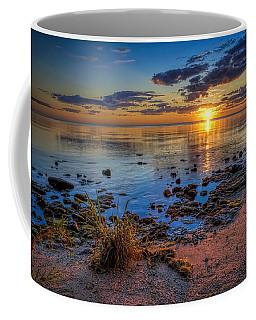 Sunrise Over Lake Michigan Coffee Mug