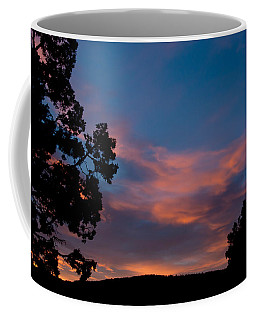 Sunrise Over Mammoth Campground Coffee Mug