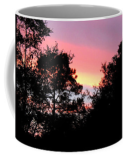 Sunrise Over Perry Coffee Mug