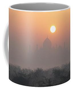 Sunrise Over The Taj Coffee Mug