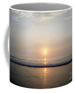 Sunrise Reflection Shines Upon The Atlantic Coffee Mug