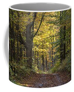 Sunrise Road Coffee Mug