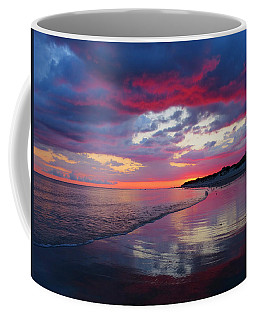 Coffee Mug featuring the photograph Sunrise Sizzle by Dianne Cowen