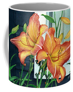 Sunrise-sunset Coffee Mug