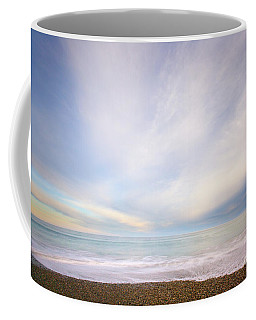 Sunrise Surf South Island Coffee Mug