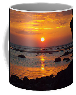 Coffee Mug featuring the photograph Sunrise Therapy by Dianne Cowen