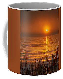 Sunrise Through The Fog Coffee Mug