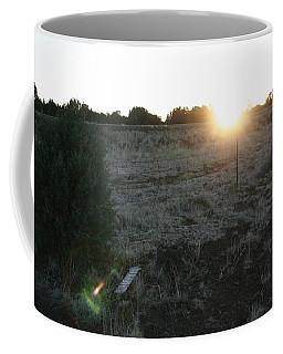 Coffee Mug featuring the photograph Sunrize by David S Reynolds