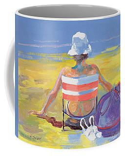Sunseeker, 2005 Oil On Board Coffee Mug