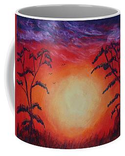 Sunset 1 Coffee Mug by Jeanne Fischer
