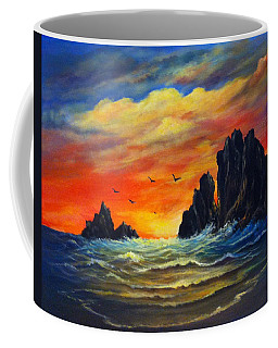 Sunset 2 Coffee Mug