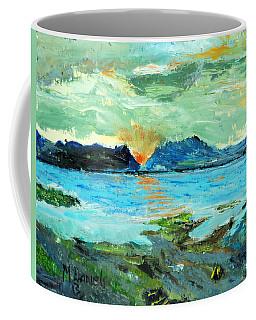 Sunset At Bic Coffee Mug