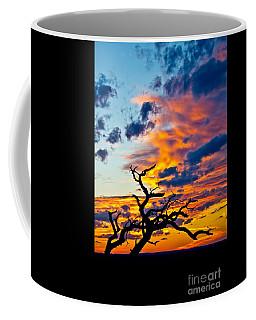 Sunset At Enchanted Rock Coffee Mug