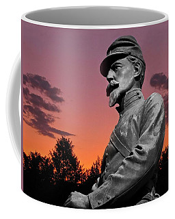 Sunset At Gettysburg  Coffee Mug