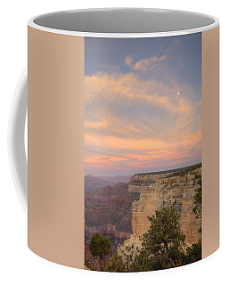 Coffee Mug featuring the photograph Sunset At Powell Point by Alan Vance Ley