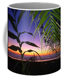 Sunset At Sano Onofre Coffee Mug